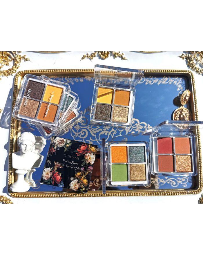 4 colors eyeshadow palette