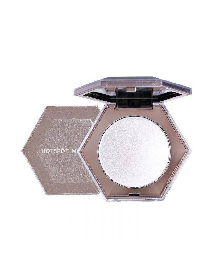 makeup highlighter contour single pan