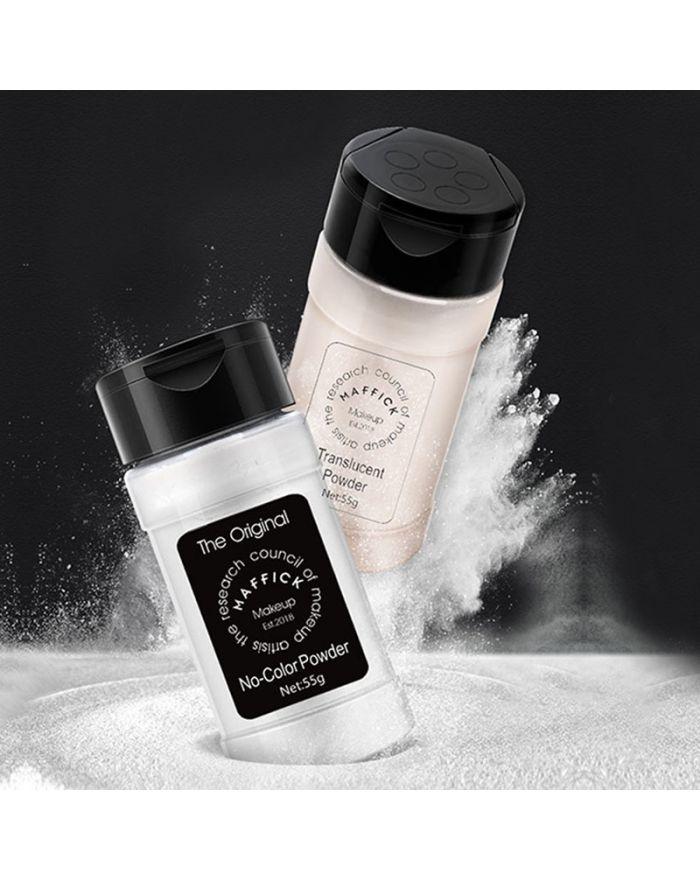 loose powder for makeup