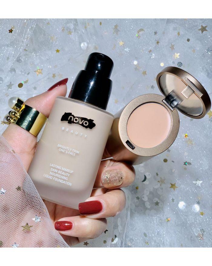 New cream skin foundation