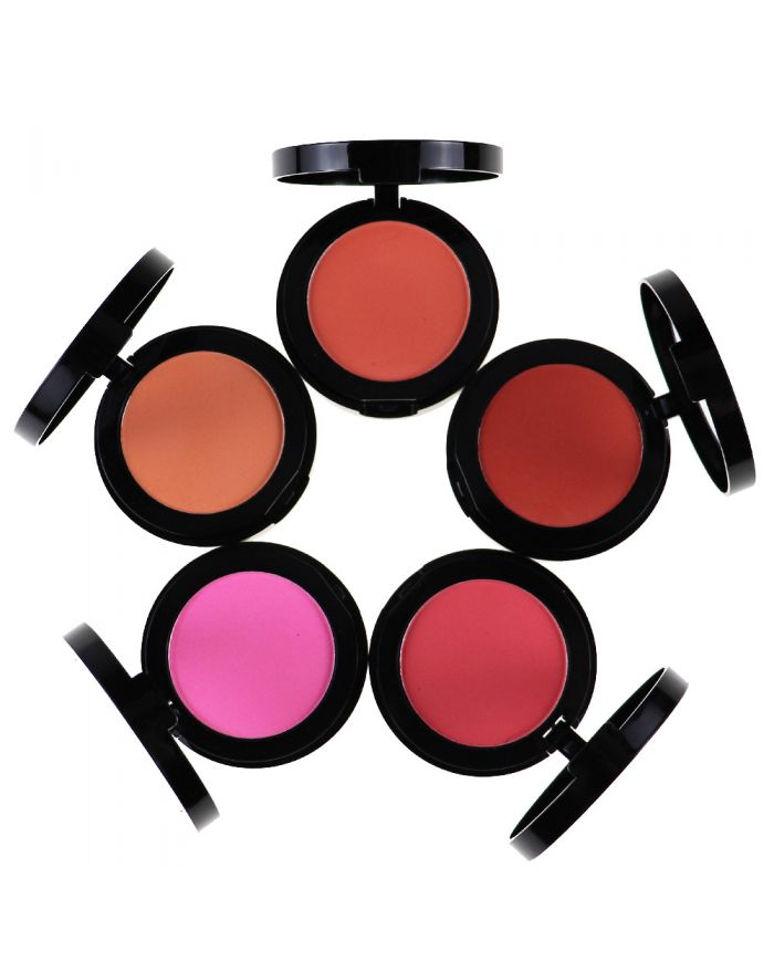 Customizable logo monochrome blush