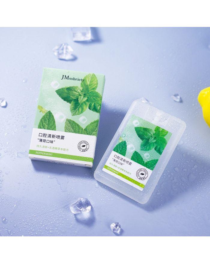 Mint Breath Refreshing Spray