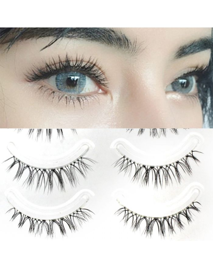 5 pairs eyelash