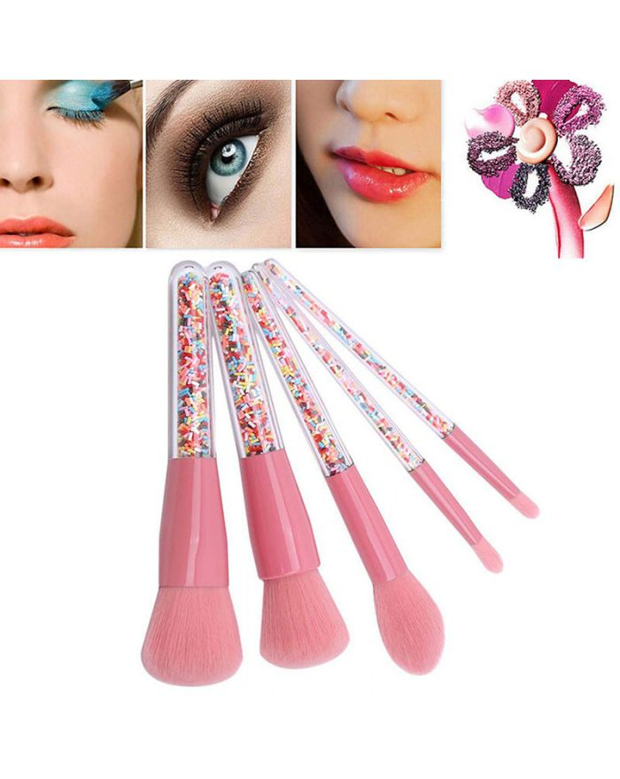 5pcs Cosmetic Brushes for Foundation