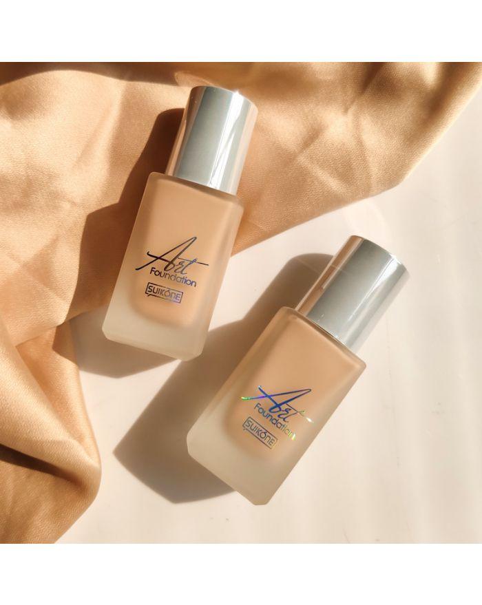 Concealer moisturizing dry skin liquid foundation