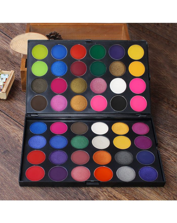 48-color eye shadow stage makeup Cosplay