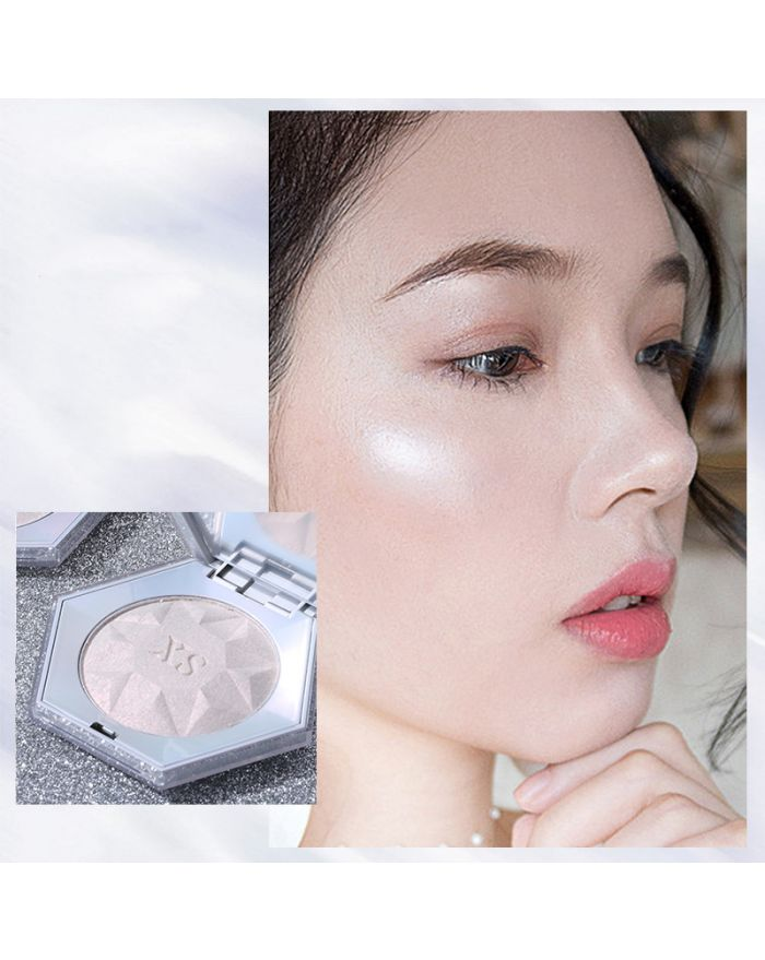 Second generation fairy diamond high-gloss powder