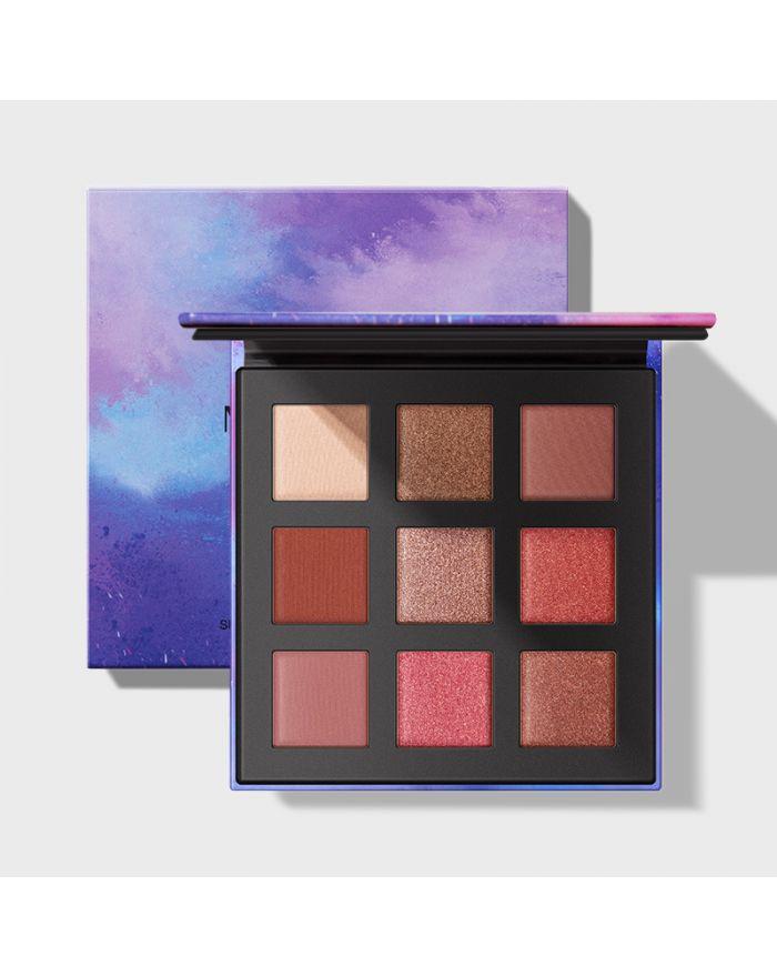 9-color eyeshadow palette